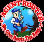 Agent Rooter Burbank Plumbing Company | Logo